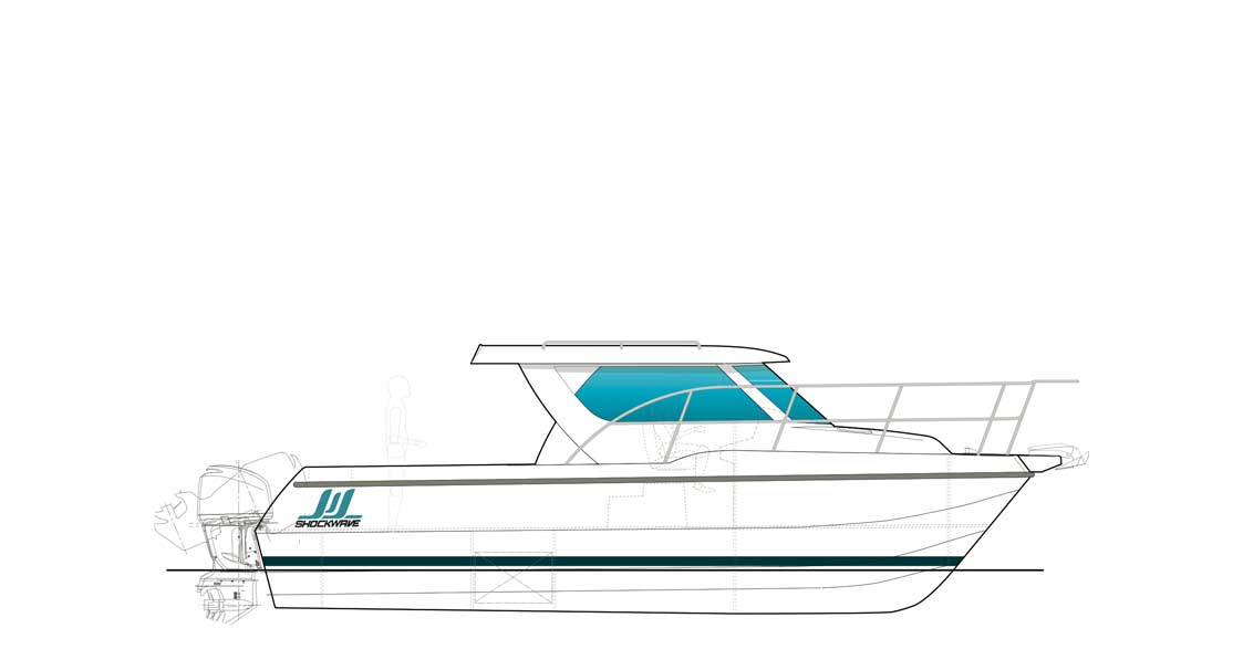 Breaksea XIV Powercat