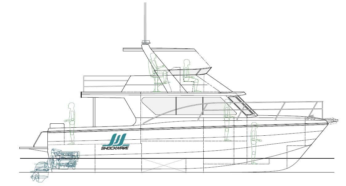Breaksea XIV Powercat
